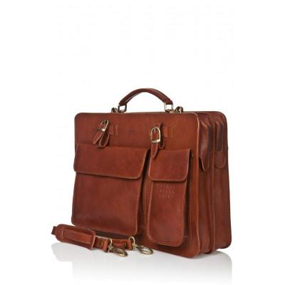 Office Bag 4700 | Clear Brown Mat