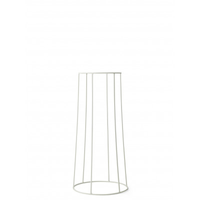 Planter Wire Base White | Large