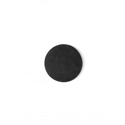 Marmor-Tischplatte Draht | Schwarz