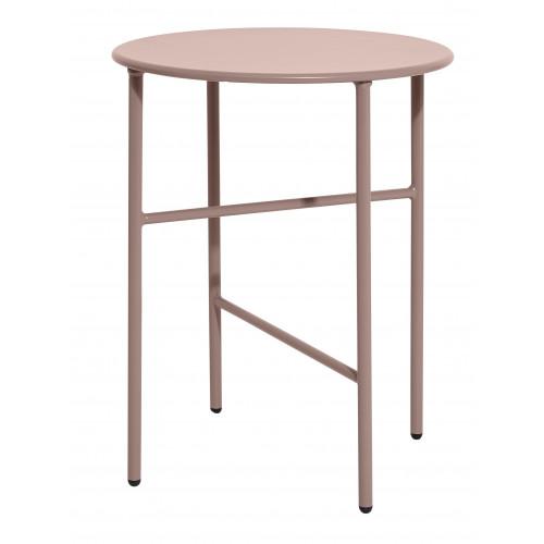 Side Table Ø 40 cm H 50 cm | Antler Rose