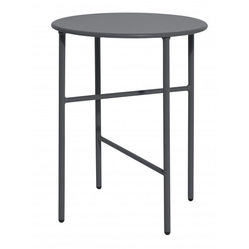 Side Table Ø 40 cm H 50 cm   Castor Grey
