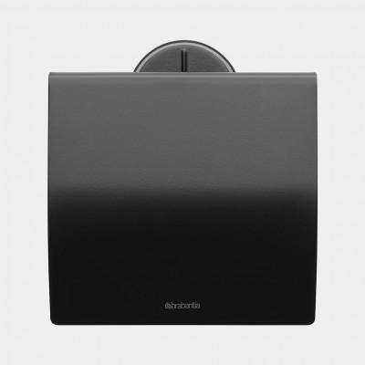 Toilettenpapierhalter Profile | Schwarz