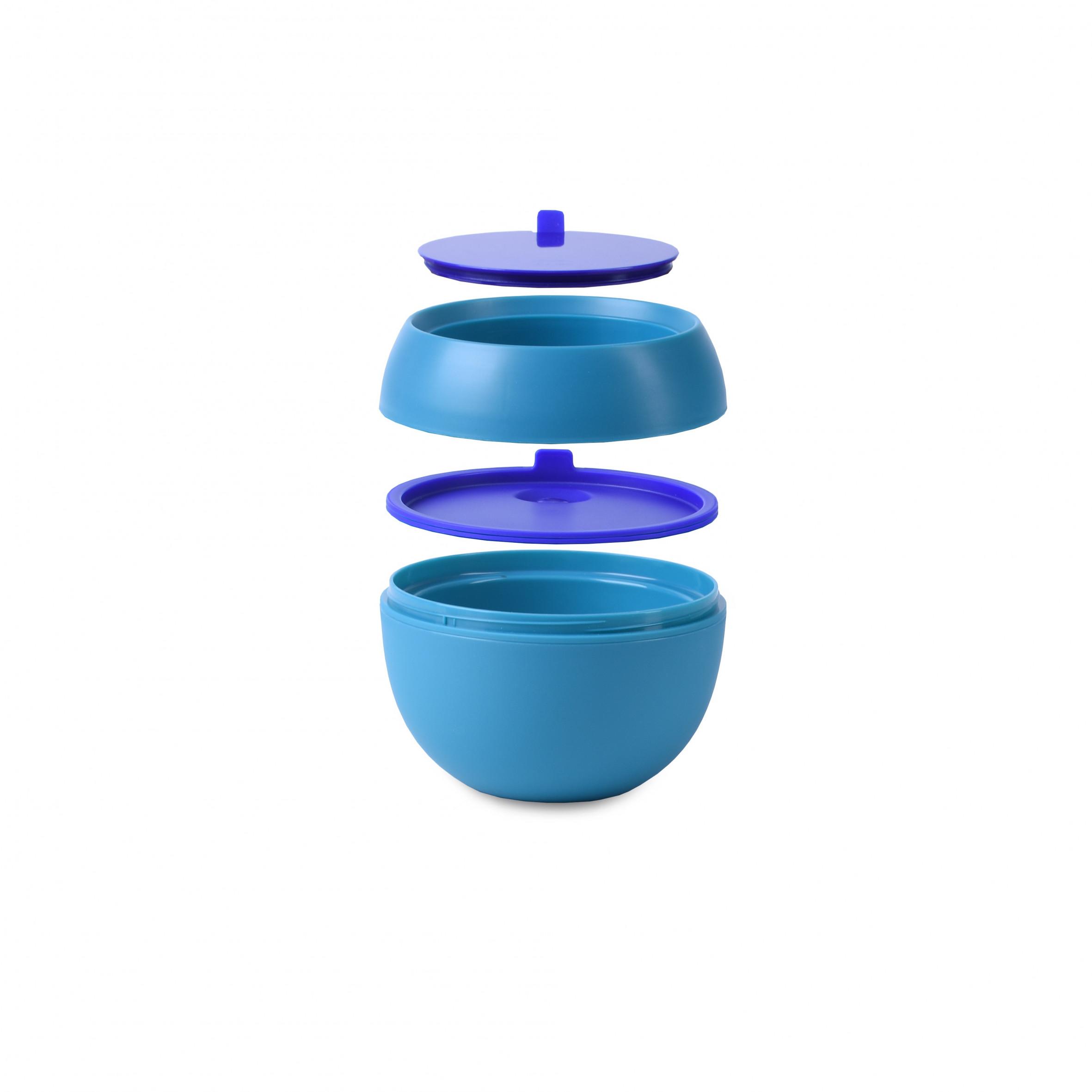 Mittagsschale | Blau