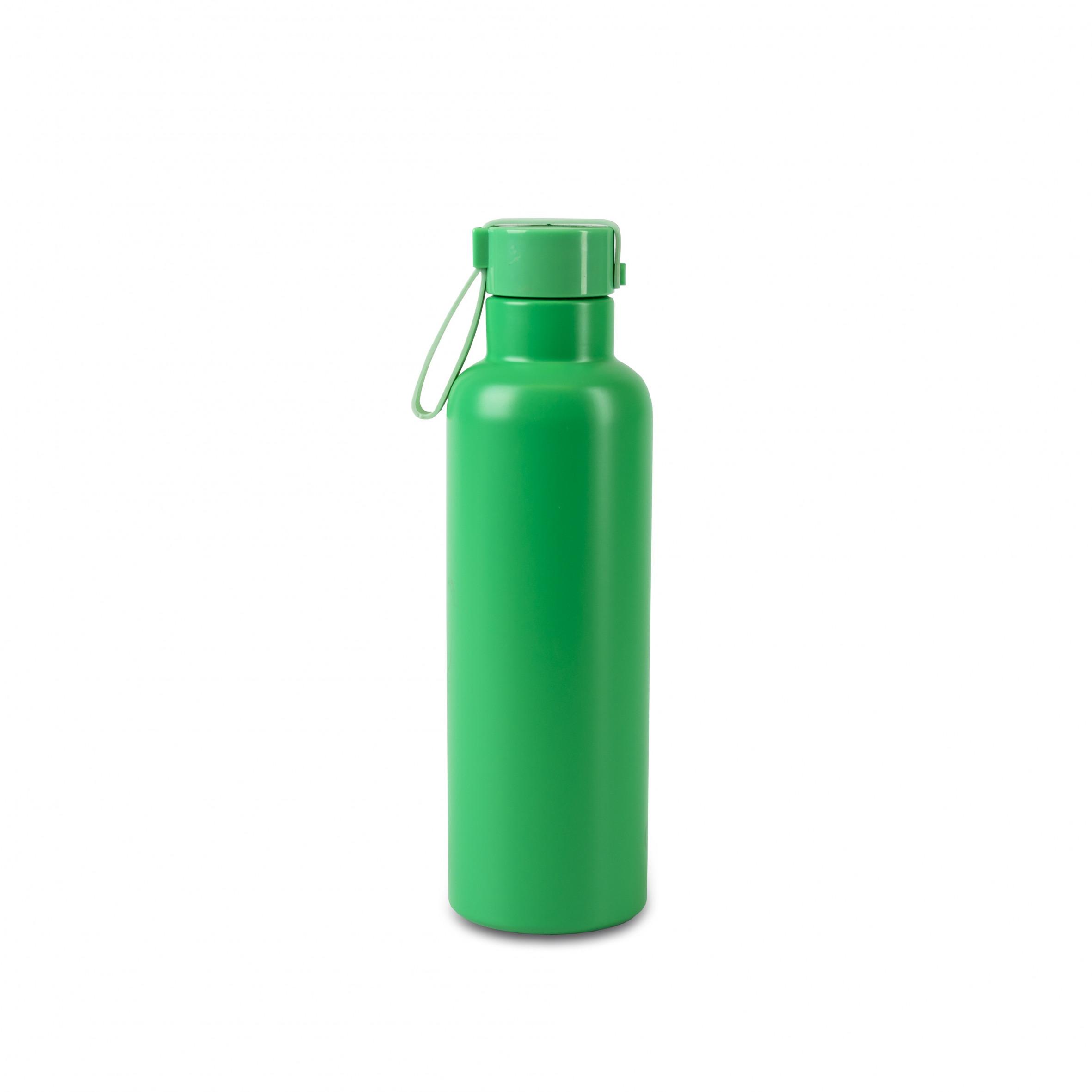 Thermal-Flasche   Grün