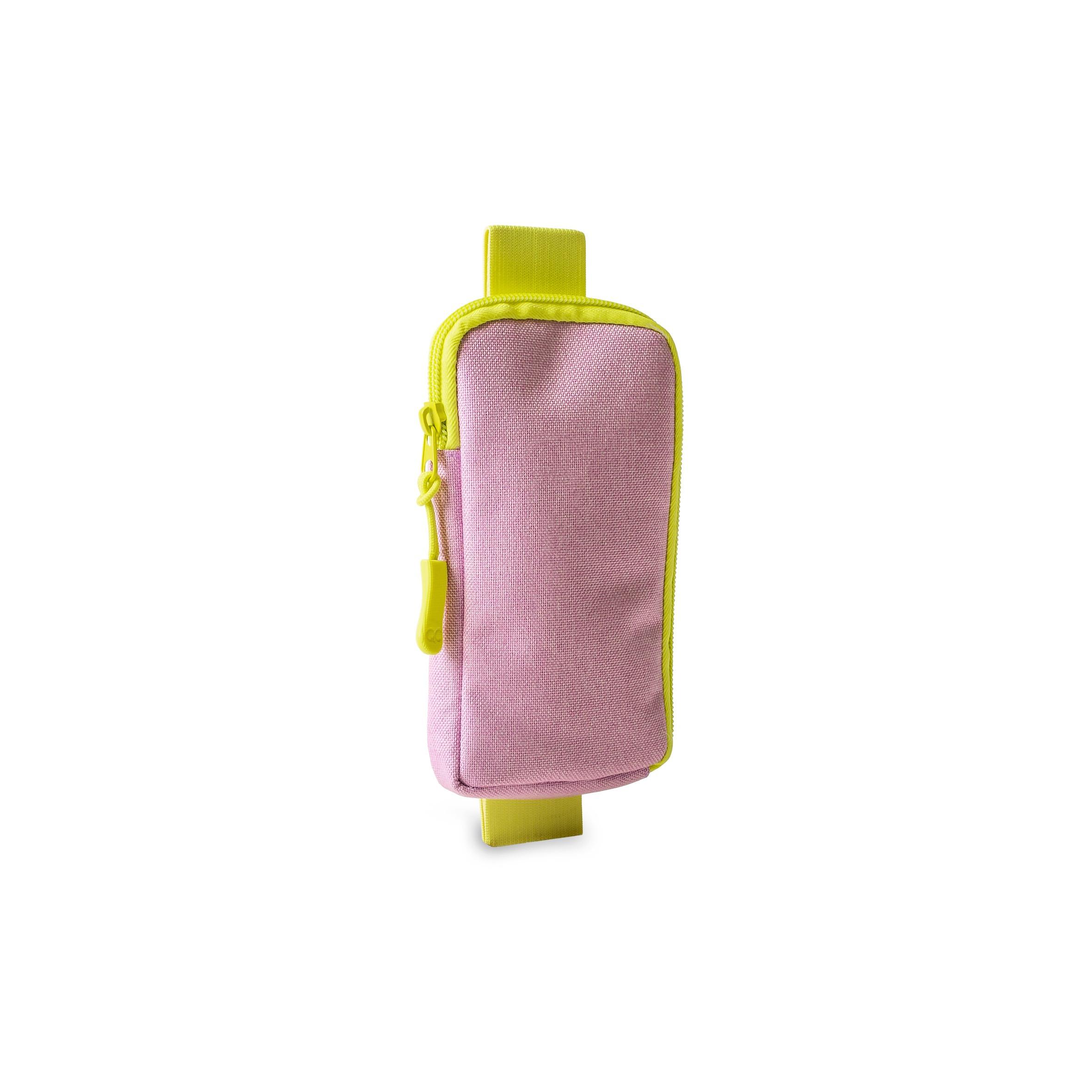 Notebooktasche mit Gummizug | Pink