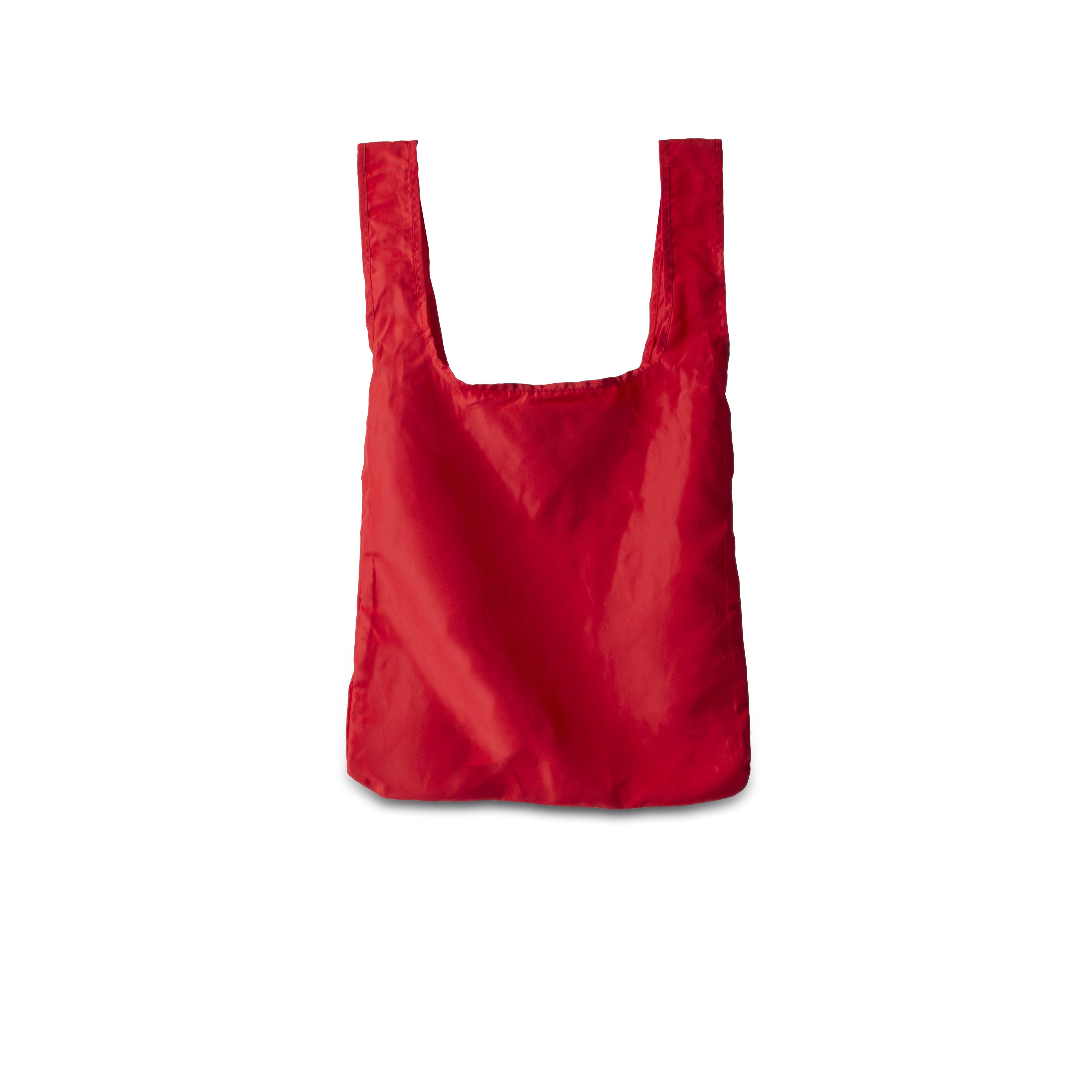 Faltbarer Shopper   Rot