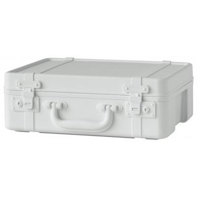 Aufbewahrungsbox Trunk Story | Weiß