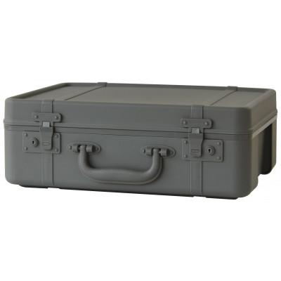 Aufbewahrungsbox Trunk Story | Grau