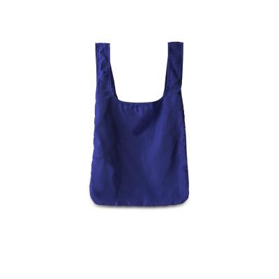 Faltbarer Shopper | Blau