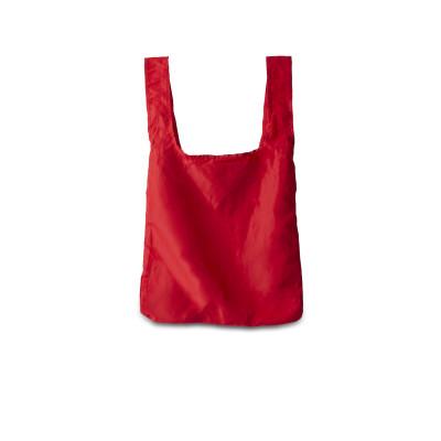 Faltbarer Shopper | Rot