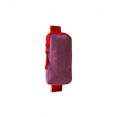 Notebooktasche mit Gummizug | Violett