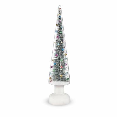 LED-Beleuchteter Weihnachtsbaum Snowy Wonderland | Groß