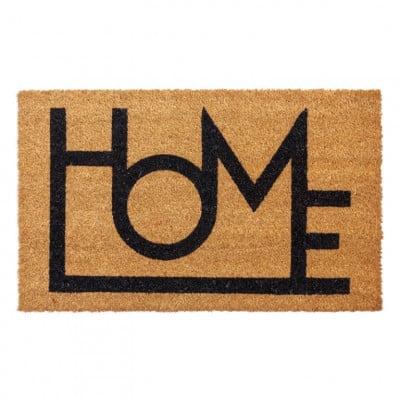 Outdoor-Fußmatte My Home | Braun