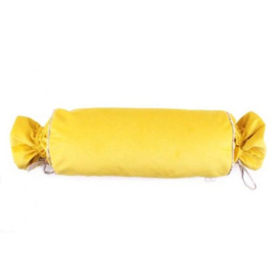 Candy Pillow   Sunny Yellow