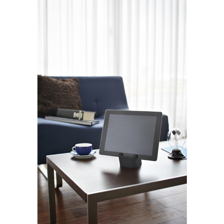 Tablet Stand Square | Black