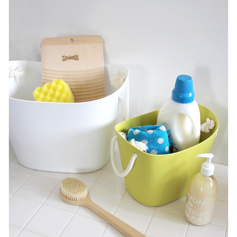 Storage Basket Balcolore | White-Mini