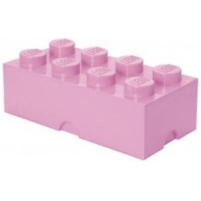 Aufbewahrungsstein 8 X- Großes Rosa Pastell