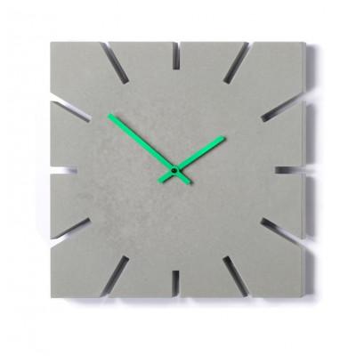 Zeitgeist Watch Hellgrau | Grün