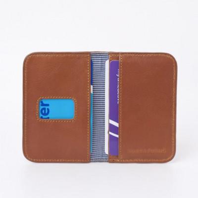 Kreditkartenhalter | Karamell