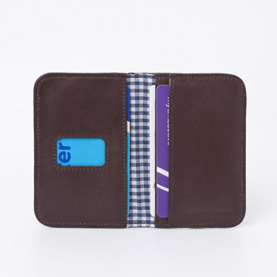 Kreditkartenhalter | Schokolade