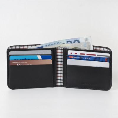 Classic Bifold Men's Wallet | Black