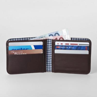 Classic Bifold Men's Wallet | Chocolate