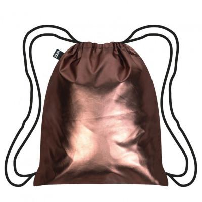 Backpack Metallic | Matt Rose Gold