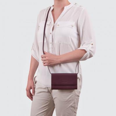 Smartphone Mini Bag PLUS | Burgundy