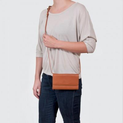 Smartphone Mini Bag PLUS | Caramel