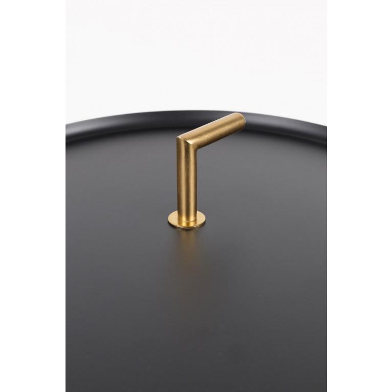 Side Table Rumbi   Black