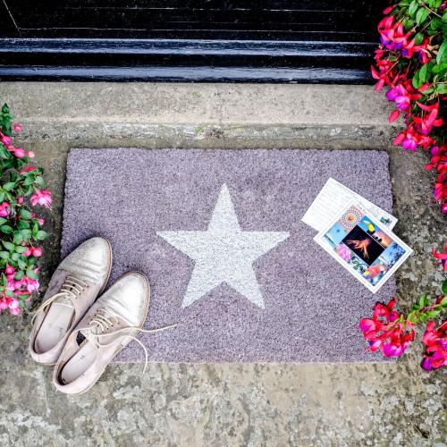 Doormat | Glitter Star