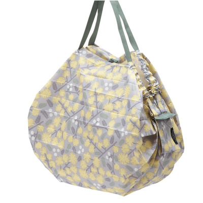 Compact Foldable Shopping Bag Mimosa (Hana) | M (5 kg/ 16 L)