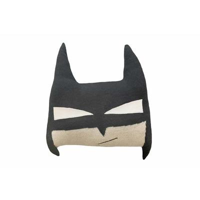Gestricktes Kissen | BatBoy