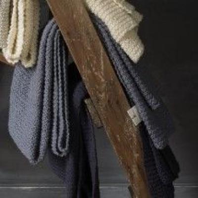 Blanket Sophie | Greyish Blue