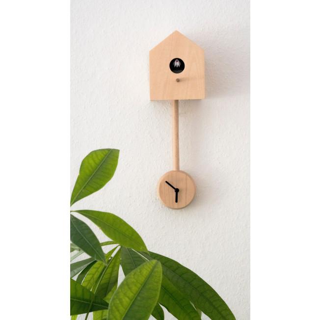 Pendel für Kuckucksuhr | Leichtes Holz