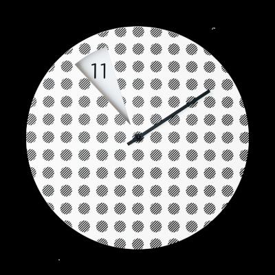 Freakish Clock Dots
