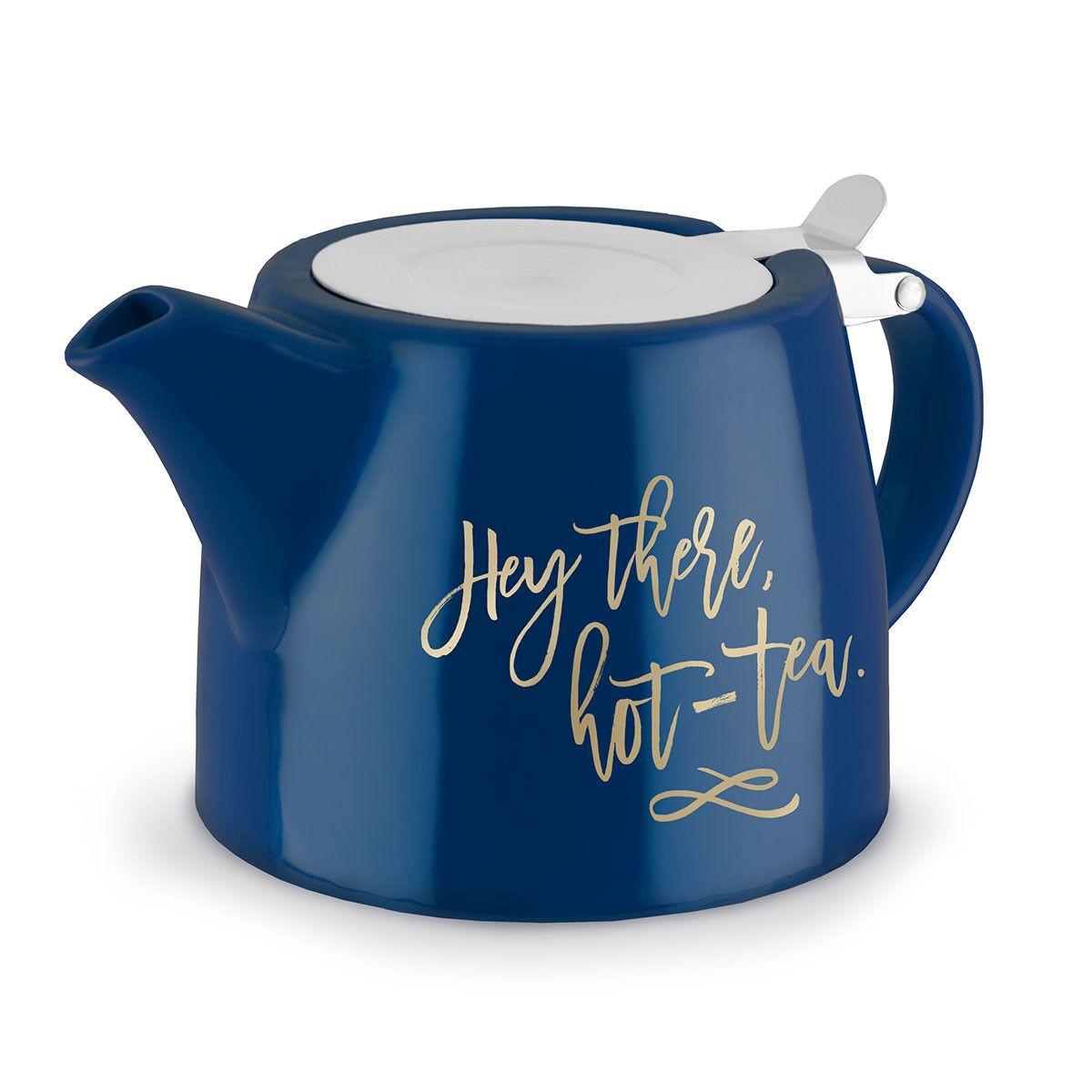 "Harper ""Hey There, Hot-Tea"" Teekanne & Aufguss"