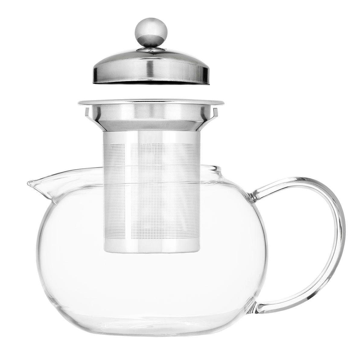 Candace Glas Teekanne und Infusor