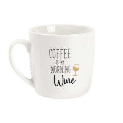 Mug | Coffee is my Morning Wine