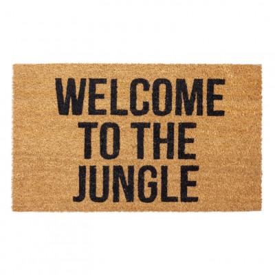Outdoor-Fußmatte Jungle | Braun
