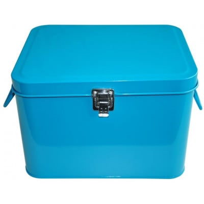 Sewing Box | Dark Turquoise