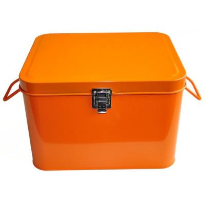 Sewing Box | Orange
