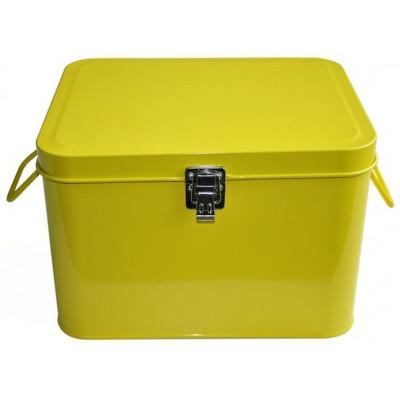 Sewing Box | Yellow