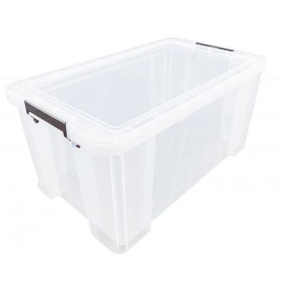 Aufbewahrungsbox mit Handgriffe   70 L