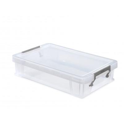 Aufbewahrungsbox mit Handgriffe   5,5 L