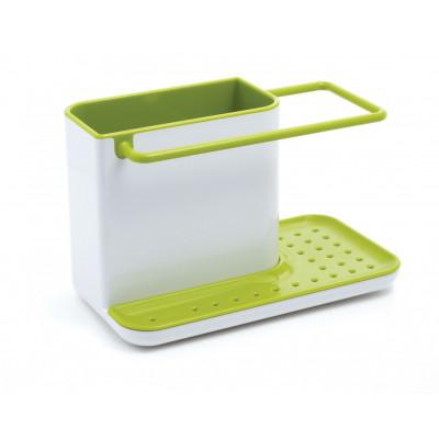 Sinc Organiser Caddy Sink Tidy | Weiß & Grün