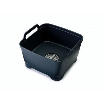 Spülbehälter mit Deckel Wash&Drain | Grau