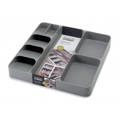 Küchenschublade Organiser DrawerStore Klein   Grau