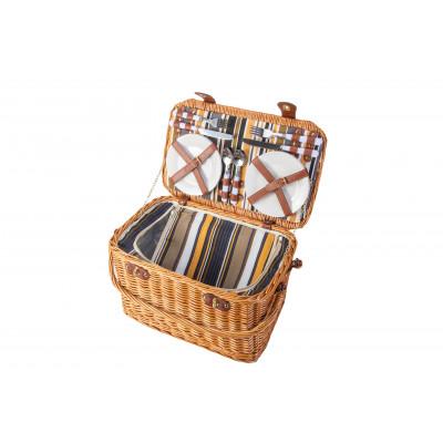 Picnic Basket 4P   Lou