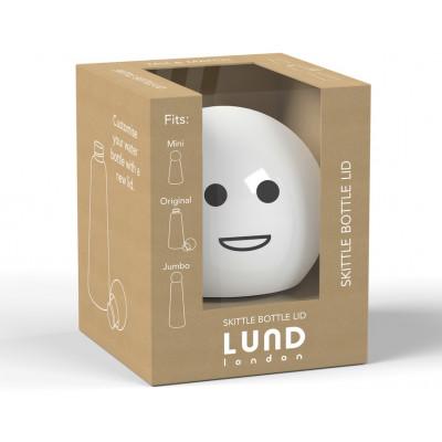 Deckel Smiley für Wiederverwendbare Trinkflasche Skittle